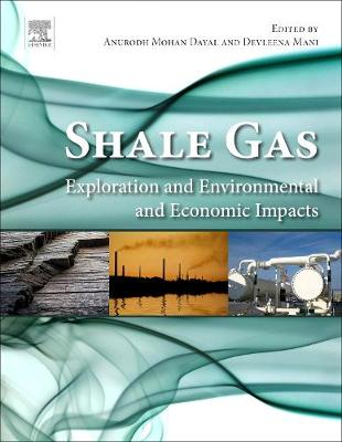 Shale Gas: Exploration and Environmental and Economic Impacts (Paperback)