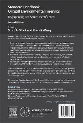 Standard Handbook Oil Spill Environmental Forensics: Fingerprinting and Source Identification (Hardback)