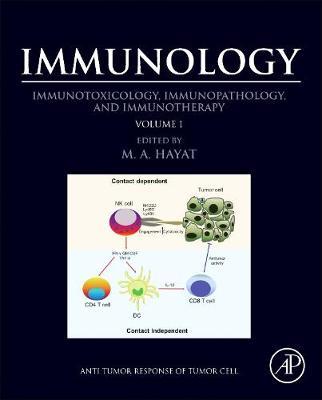 Immunology: Volume 1: Immunotoxicology, Immunopathology, and Immunotherapy (Paperback)