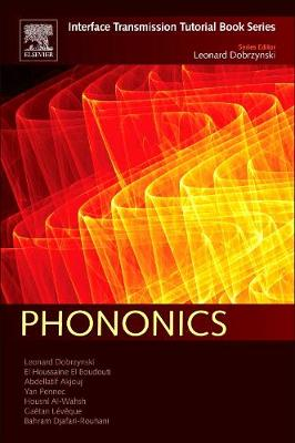 Phononics: Interface Transmission Tutorial Book Series - Interface Transmission Tutorial Book Series (Paperback)