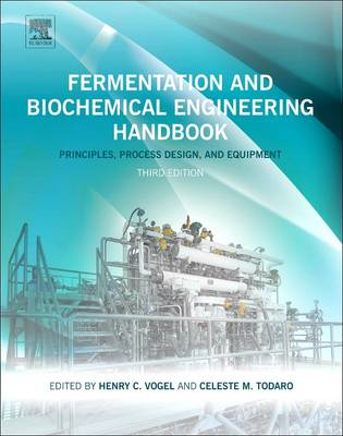 Fermentation and Biochemical Engineering Handbook (Paperback)