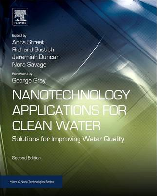 Nanotechnology Applications for Clean Water: Solutions for Improving Water Quality - Micro & Nano Technologies (Paperback)