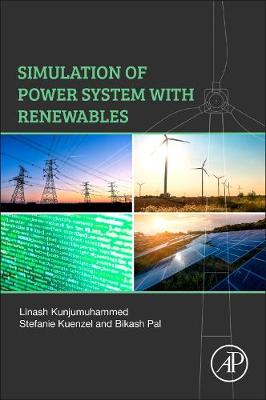 Simulation of Power System with Renewables (Paperback)