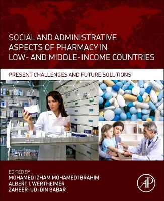 Social and Administrative Aspects of Pharmacy in Low- and Middle-Income Countries: Present Challenges and Future Solutions (Paperback)