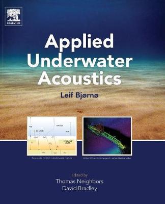 Applied Underwater Acoustics: Leif Bjorno (Paperback)