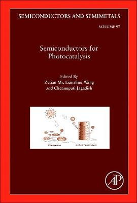 Semiconductors for Photocatalysis: Volume 97 - Semiconductors and Semimetals (Hardback)