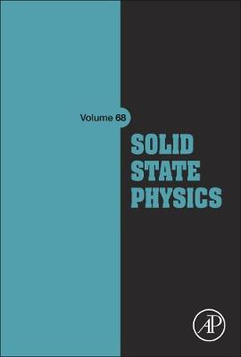 Solid State Physics: Volume 68 - Solid State Physics (Hardback)