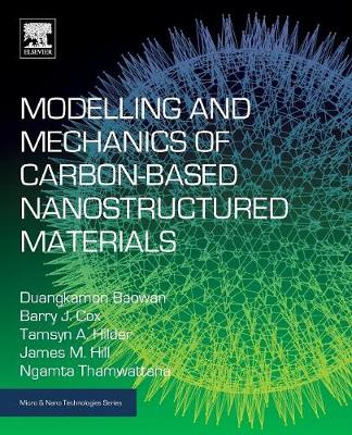Modelling and Mechanics of Carbon-based Nanostructured Materials - Micro & Nano Technologies (Paperback)