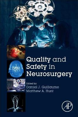 Quality and Safety in Neurosurgery (Paperback)