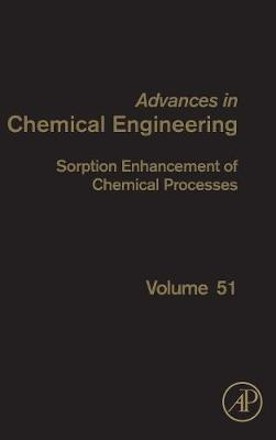 Sorption Enhancement of Chemical Processes: Volume 51 - Advances in Chemical Engineering (Hardback)