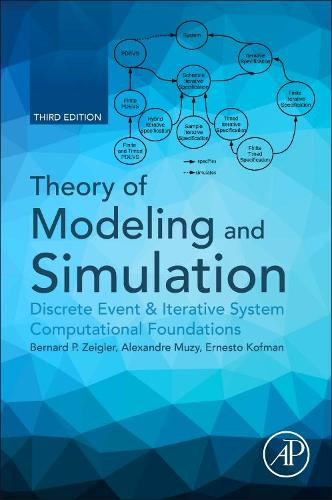 Theory of Modeling and Simulation: Discrete Event & Iterative System Computational Foundations (Paperback)