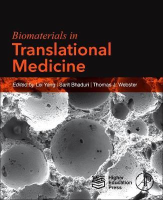 Biomaterials in Translational Medicine - Woodhead Publishing Series in Biomaterials (Paperback)