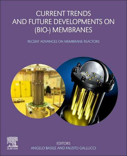 Current Trends and Future Developments on (Bio-) Membranes: Carbon Dioxide Separation/Capture by Using Membranes (Paperback)