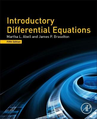Introductory Differential Equations (Paperback)