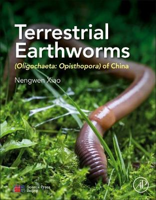 Terrestrial Earthworms (Oligochaeta: Opisthopora) of China (Paperback)