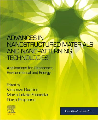 Advances in Nanostructured Materials and Nanopatterning Technologies: Applications for Healthcare, Environmental and Energy - Advanced Nanomaterials (Paperback)