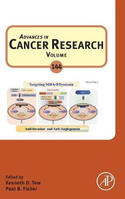 Advances in Cancer Research: Volume 144 - Advances in Cancer Research (Hardback)