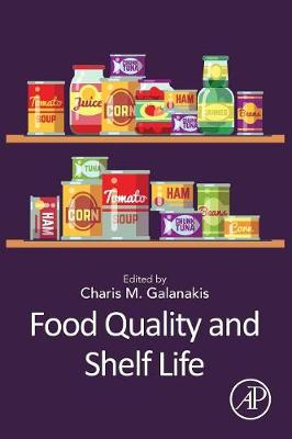 Food Quality and Shelf Life (Paperback)