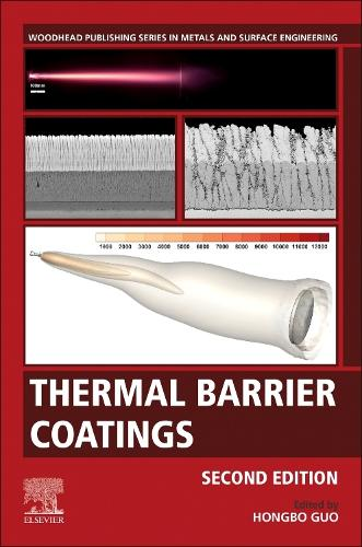 Thermal Barrier Coatings - Woodhead Publishing Series in Metals and Surface Engineering (Paperback)