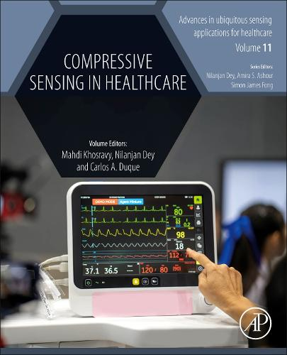 Compressive Sensing in Health Care - Advances in ubiquitous sensing applications for healthcare (Paperback)