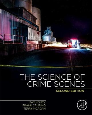 The Science of Crime Scenes (Hardback)