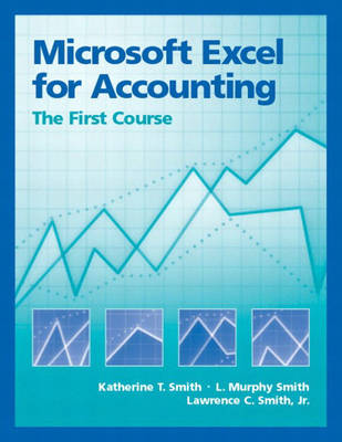 Microsoft Excel for Accounting: The First Course (Paperback)