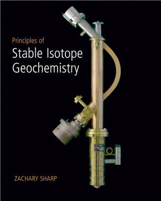 Principles of Stable Isotope Geochemistry (Hardback)
