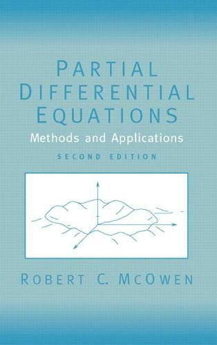 Partial Differential Equations: Methods and Applications (Hardback)
