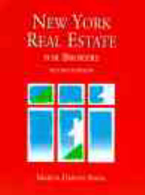 New York Real Estate Brokers (Paperback)