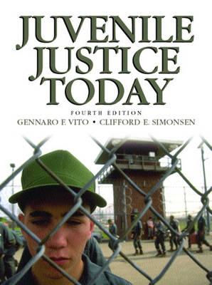Juvenile Justice Today (Paperback)
