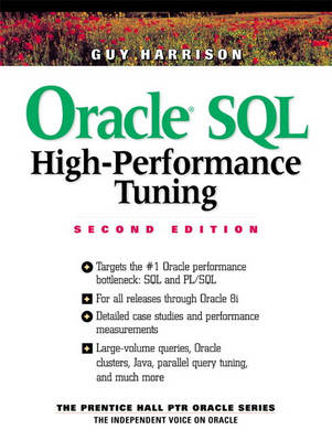 Oracle SQL High-Performance Tuning (Paperback)
