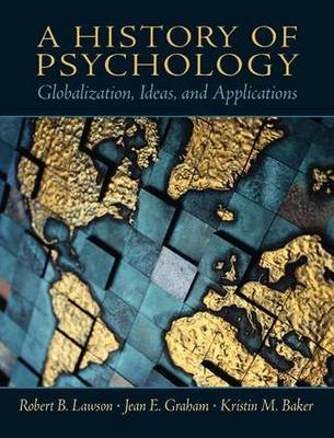 A History of Psychology (Hardback)