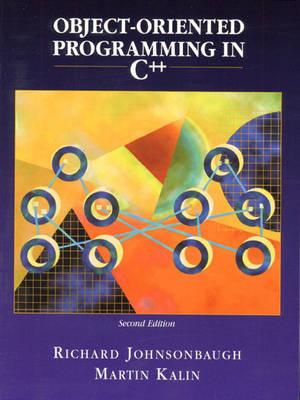 Object-Oriented Programming in C++ (Hardback)