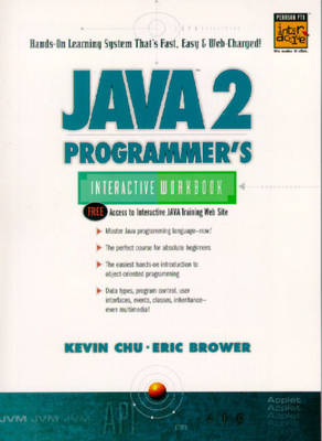 Java 2 Programmer's Interactive Workbook (Paperback)