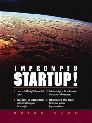 Impromptu Startup! (Paperback)