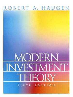 Modern Investment Theory: United States Edition (Hardback)