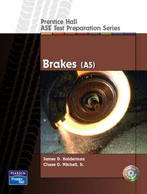 Prentice Hall - ASE Test Preparation Series: Brakes (A5) (Paperback)