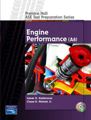 Prentice Hall ASE Test Preparation Series: Engine Performance (A8) (Paperback)