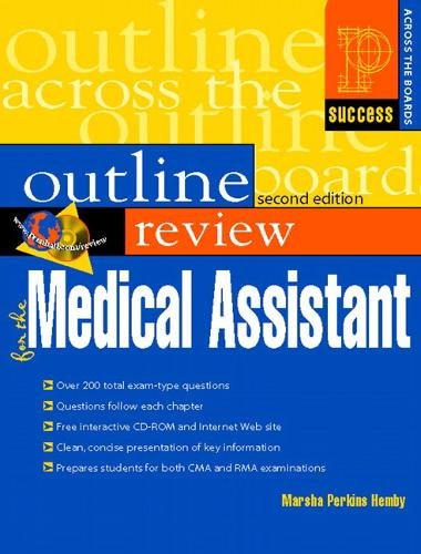 Prentice Hall Health Outline Review for the Medical Assistant (Paperback)