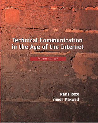Technical Communication in the Age of the Internet (Paperback)