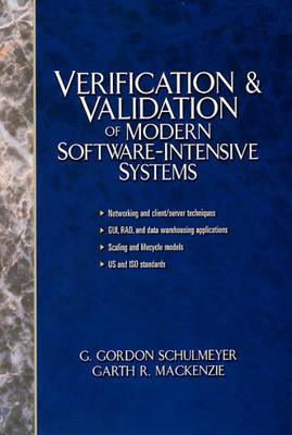 Verification and Validation of Modern Software-Intensive Systems (Paperback)