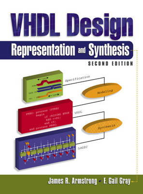 VHDL Design Representation and Synthesis (Paperback)