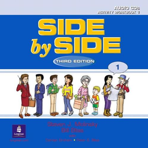 Side by Side 1 Activity Workbook 1 Audio CDs (2) (CD-Audio)