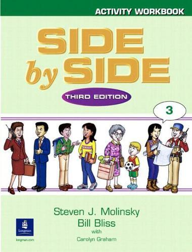 Side by Side 3 Activity Workbook 3 (Paperback)