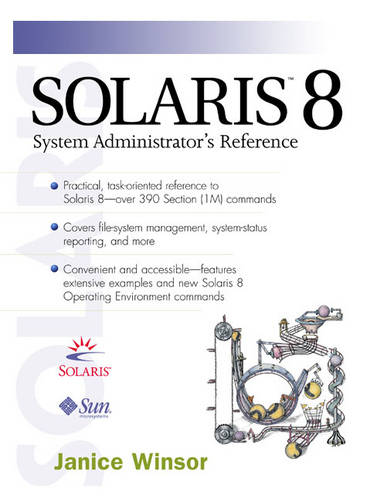 Solaris 8 System Administrator's Reference (Paperback)
