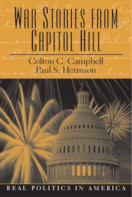 War Stories from Capitol Hill (Paperback)