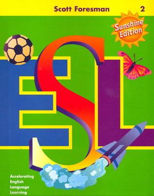 Scott Foresman ESL, Grade 2 HomeLink Reader (Paperback)