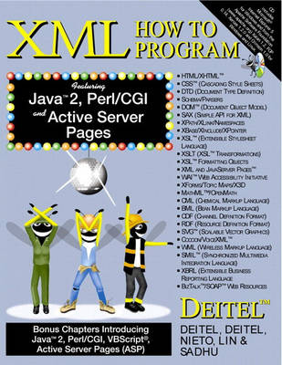 XML How to Program (Paperback)