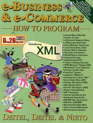 Deitel: e-Business/Commerce Prog _p1 (Paperback)
