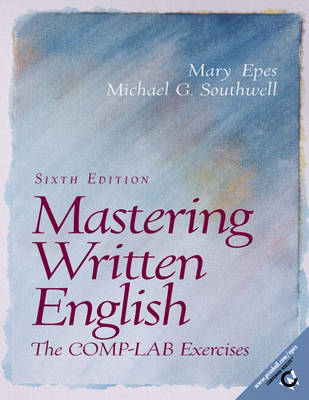 Mastering Written English: The Comp-Lab Exercises (Paperback)